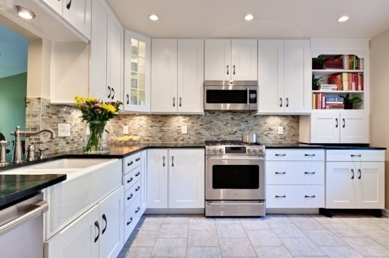 Kitchen Cabinet Doors, White Kitchen Cabinets in Barrington